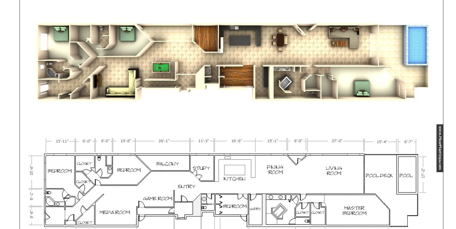 Floor plans a realtor s new best friend floor plan for Floor plan drafting services